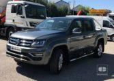 VW Amarok 204 CV 3.0 TDI Highline 4 Motion 2018