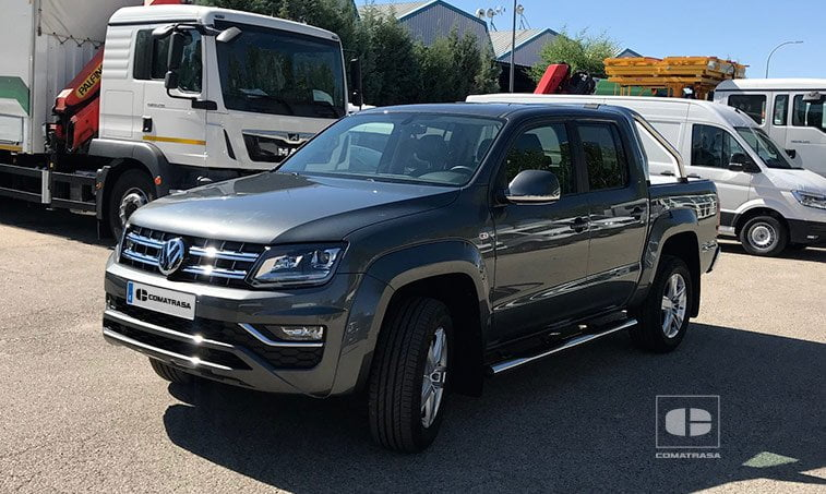 Vw Amarok 204 Cv 3 0 Tdi V6 Highline 4motion Cabina Doble 2018