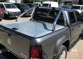 barras laterales VW Amarok 204 CV 3.0 TDI Highline 4 Motion 2018