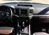 interior VW Amarok 204 CV 3.0 TDI Highline 4 Motion 2018