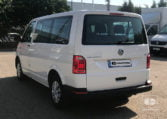 lateral izquierda VW Caravelle Trendline 102 CV 2.0 TDI Batalla Corta