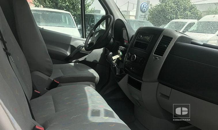 asientos VW Crafter 50 Chasis Cabina 2.5 TDI 136 CV