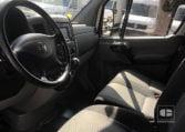 interior VW Crafter Furgón 2.0 TDI 109 CV 2014