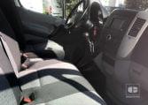 3 plazas VW Crafter Furgón 2.0 TDI 109 CV 2014