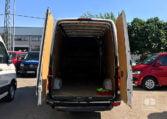 zona de carga VW Crafter 35 2.0 TDI 136 CV Furgoneta