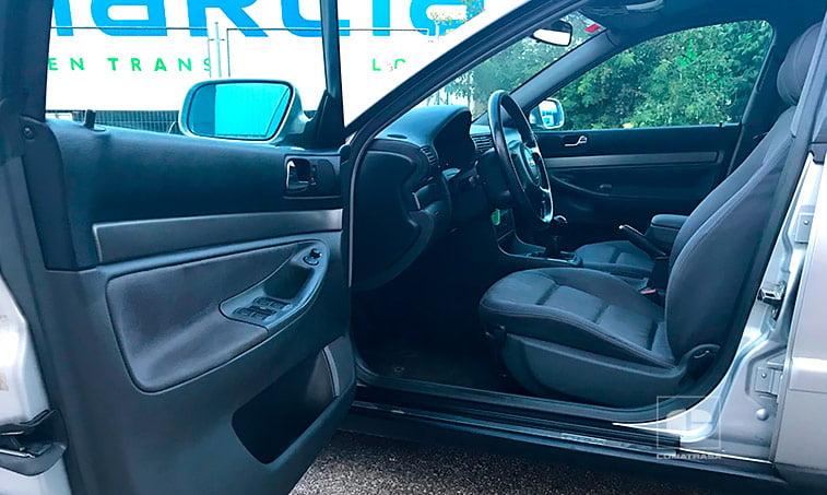 asientos Audi A4 QUATTRO 1.9 TDI 110 CV