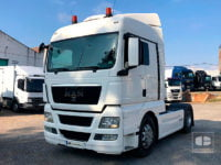 MAN TGX 18480 4x2 BLS Efficientline Tractora 2012