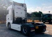 lateral izquierdo MAN TGX 18480 4x2 BLS Efficientline Tractora 2012