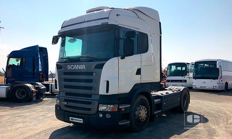 Scania R480 Cabeza Tractora 2009