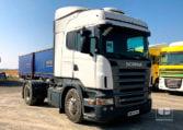 Scania R480 Cabeza Tractora 2009 buen estado
