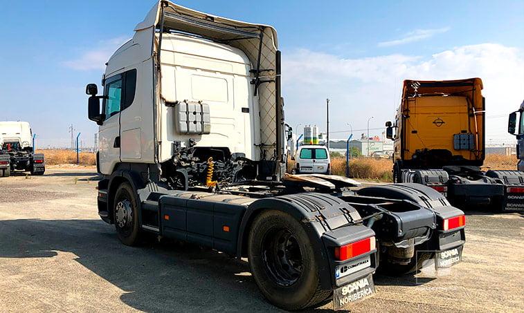 lateral izquierdo Scania R480 Cabeza Tractora 2009