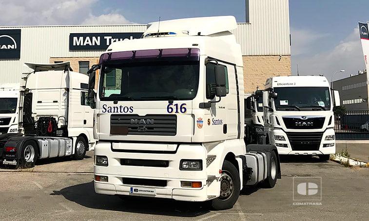 Tractora MAN TGA 18440 4x2 BLS