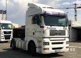 2007 Tractora MAN TGA 18440 4x2 BLS