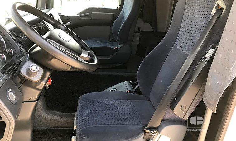 asientos Tractora MAN TGA 18440 4x2 BLS