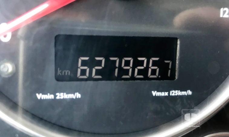kilómetros Tractora MAN TGA 18440 4x2 BLS