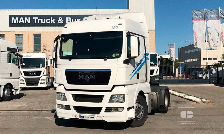 Tractora MAN TGX 18480 4x2 BLS