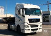 Tractora MAN TGX 18480 4x2 BLS 2012
