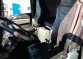asientos piel Tractora MAN TGX 18480 4x2 BLS