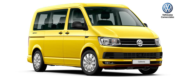 Volkswagen California Beach Compra Flexible