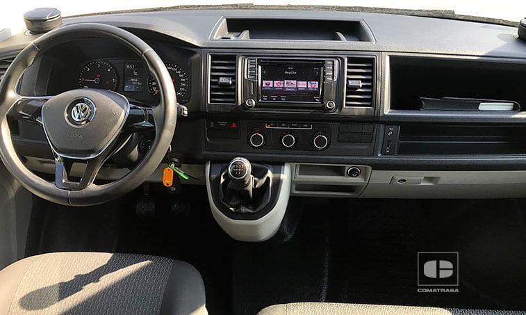 consola VW Caravelle Trendline 2.0 TDI 102 CV