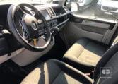 interior VW Caravelle Trendline 2.0 TDI 102 CV