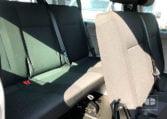 asientos abatibles VW Caravelle Trendline 2.0 TDI 102 CV