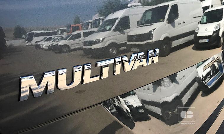 logo VW Multivan The Original 102 CV 2.0 TDI BC 2018