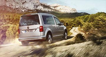 Control arranque en pendientes VW Caddy GNC