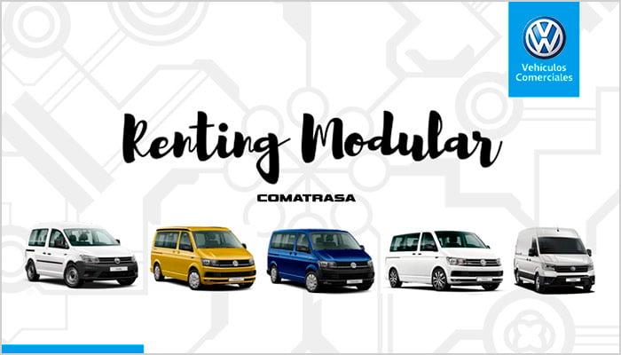 Precios Renting VW
