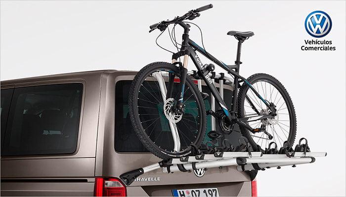 Sistemas y accesorios de transporte Volkswagen