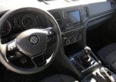 interior cabina VW Amarok 163 CV 3.0 TDI 4Motion Cabina Doble