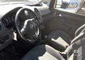 interior VW Caddy 1.6 TDI 102 CV Furgoneta Ocasión 2013