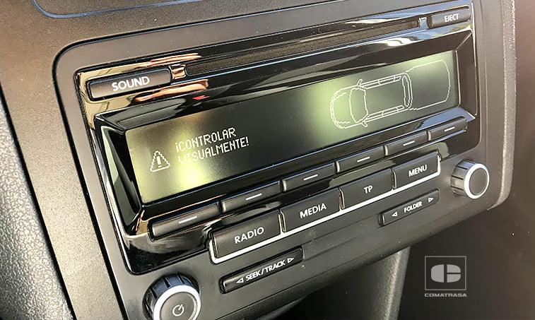 mp3 VW Caddy 1.6 TDI 102 CV Furgoneta Ocasión 2013