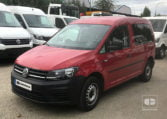 VW Caddy Profesional Kombi 2.0 TDI 75 CV Mixto 2017
