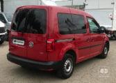 lateral derecho VW Caddy Profesional Kombi 2.0 TDI 75 CV Mixto