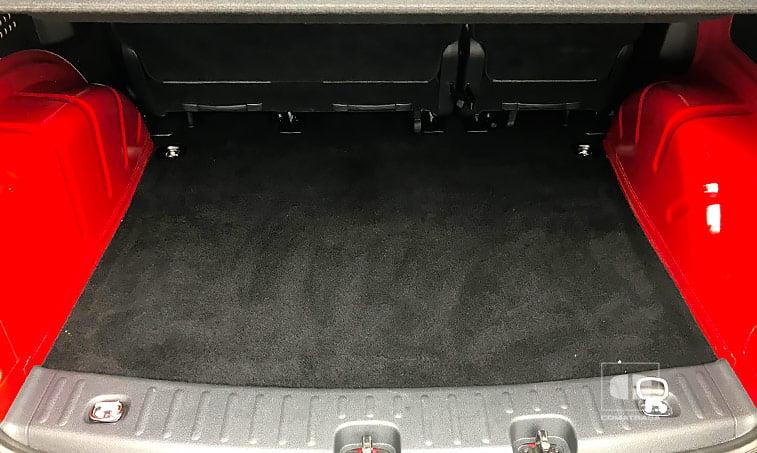 maletero Volkswagen Caddy Profesional Kombi 2.0 TDI 75 CV Mixto