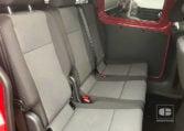 asientos VW Caddy Profesional Kombi 2.0 TDI 75 CV Mixto