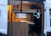 interior Volkswagen Crafter Camperizado 2.0 TDI 140 CV