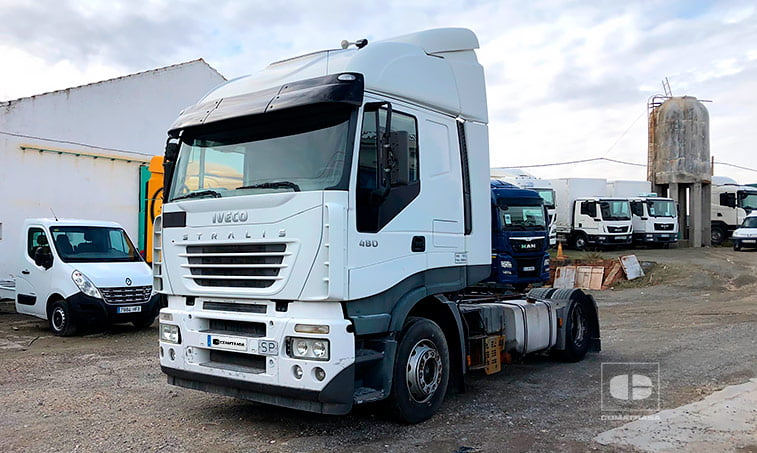 Iveco AS440 Cabeza Tractora