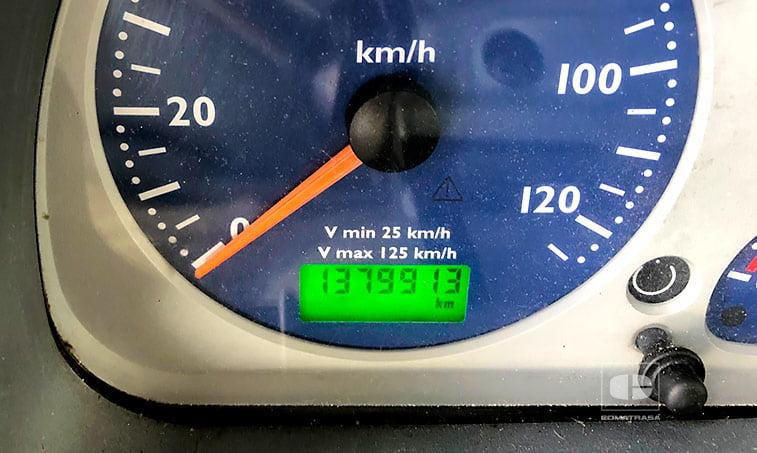 kilómetros Iveco AS440 Cabeza Tractora
