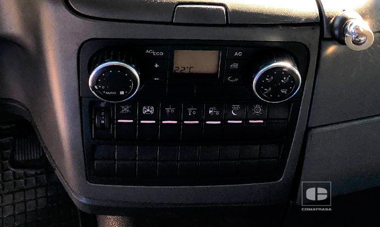 climatización MAN TGX 18440 4x2 BLS Cabeza Tractora
