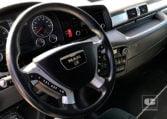 interior cabina MAN TGX 18440 4x2 BLS Cabeza Tractora