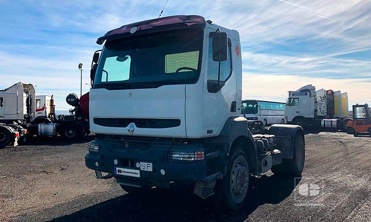 Renault 420.18 T 4x2 DCI