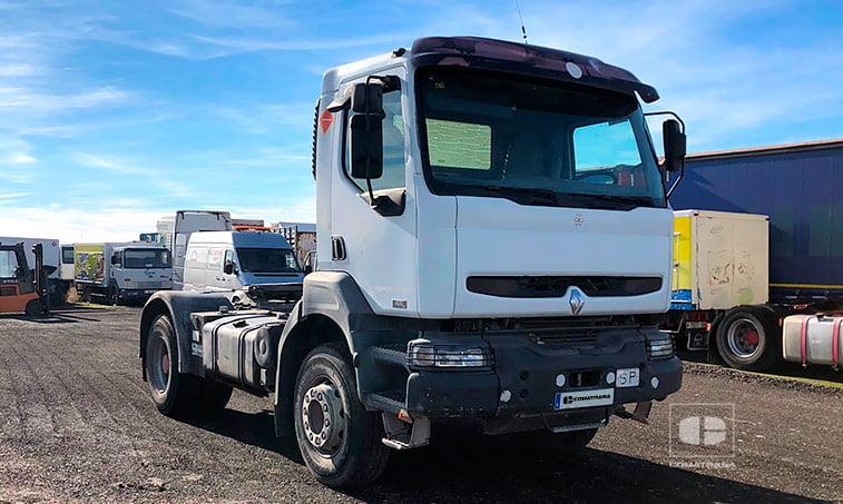 Portacontenedor Renault 420.18 T 4x2 DCI