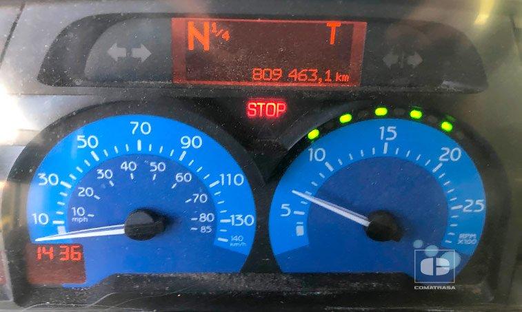 kilómetros Renault 420.18 T 4x2 DCI
