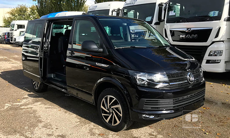 Volkswagen Multivan Outdoor DSG 2.0 TDI 150 CV