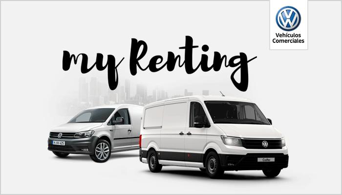 Precios My Renting Volkswagen