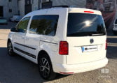 lateral izquierdo VW Caddy Outdoor 2.0 TDI 102 CV Mixto