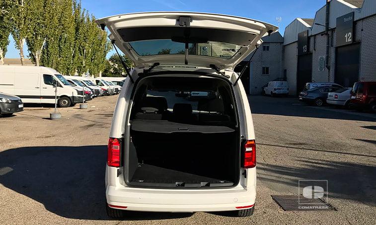 maletero VW Caddy Outdoor 2.0 TDI 102 CV Mixto