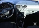 interior VW Caddy Outdoor 2.0 TDI 102 CV Mixto